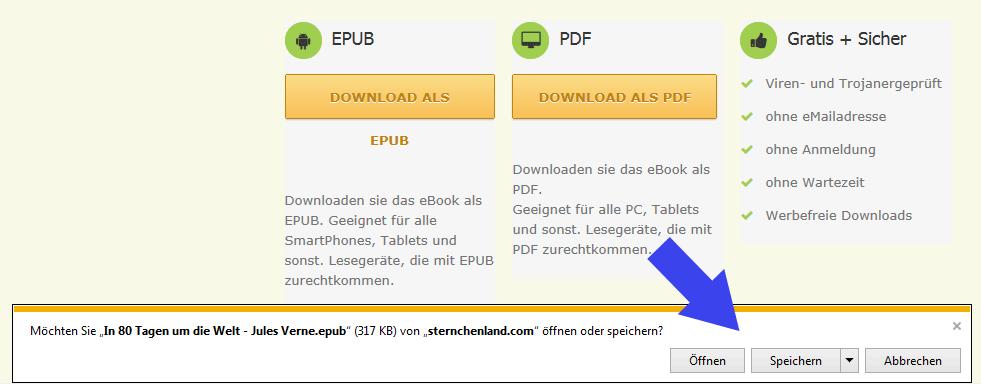ebook lesen programm
