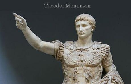 Römische Geschichte Band 8 von Theodor Mommsen
