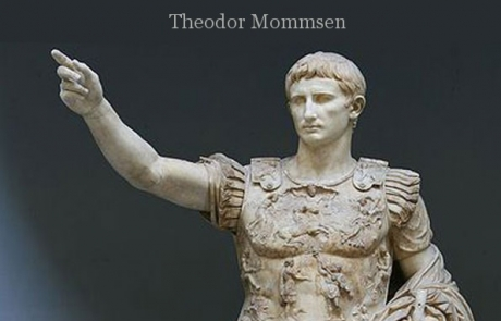 Römische Geschichte Band 4 von Theodor Mommsen