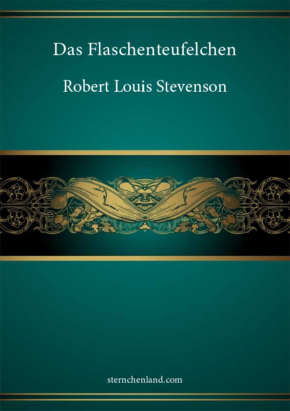 Das Flaschenteufelchen von Robert Lousis Stevenson