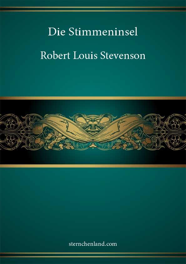 Die Stimmeninsel - Robert Louis Stevenson